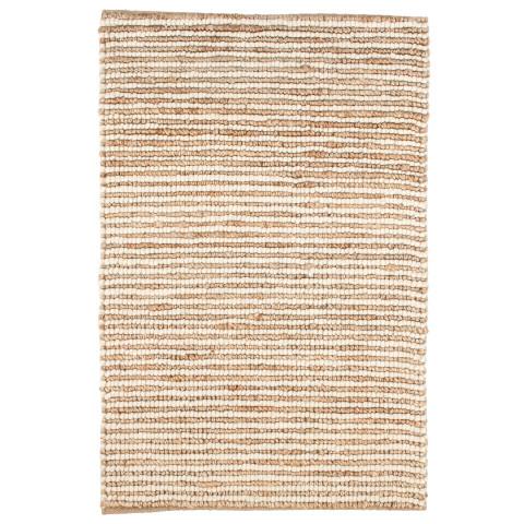 Dash Albert Twiggy Natural Woven Wool Jute Rug 8x10 Gracious Style