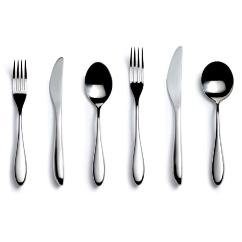 City Stainless Steel Flatware | Gracious Style