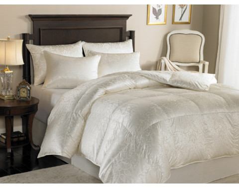 Eliasa 920 Fill Power Canadian Down Duvets | Gracious Style