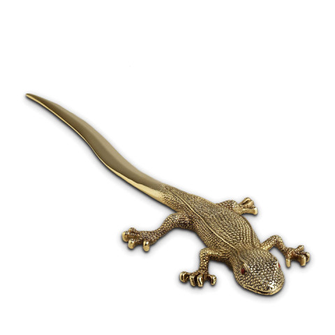 Gecko Letter Opener | Gracious Style