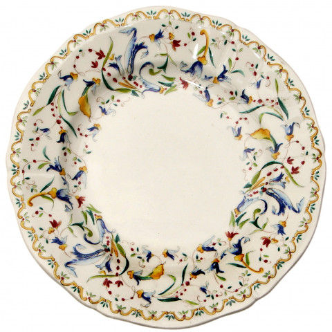 Toscana Canape Plates 6 1/2 In Dia, Set of 4 | Gracious Style