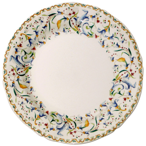 Toscana Dessert Plates 9 1/4 In Dia, Set of 4   Gracious Style