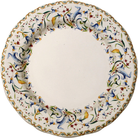 Toscana Rim Soups 9 In Dia, Set of 4 | Gracious Style