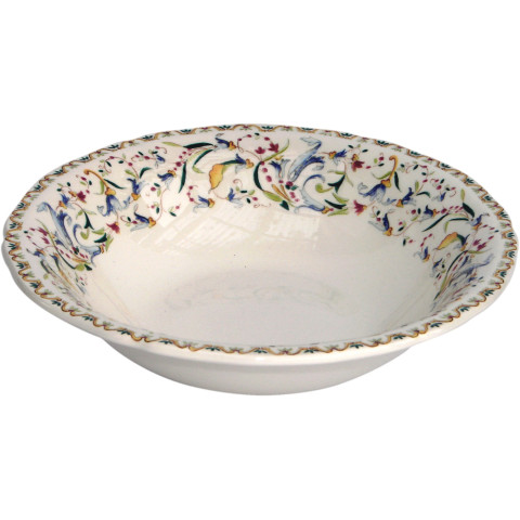 Toscana Cereal Bowls 7 In Dia - 7 2/3 In Oz - H 2 In, Set of 4 | Gracious Style