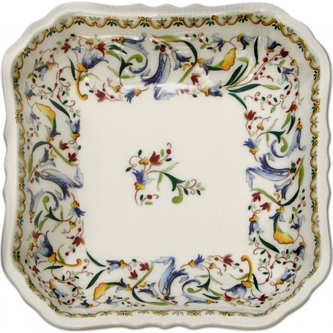 "Toscana Letter Tray Pompadour 5 15/16"" X 5 15/16"" 