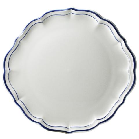 Filet Indigo Dinnerware   Gracious Style