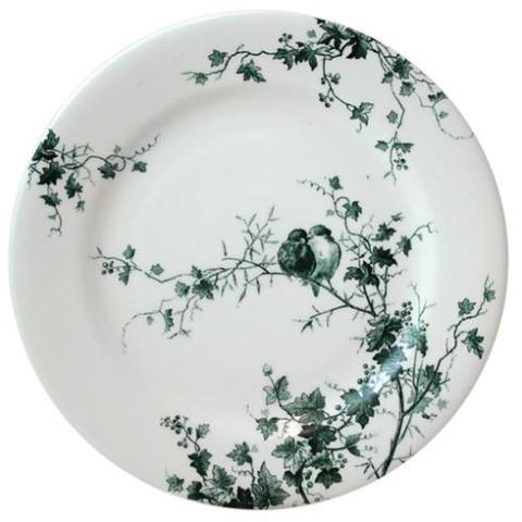 Les Oiseaux Dessert Plate 8 2/3 In Dia | Gracious Style