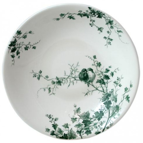 Les Oiseaux Soup/Pasta Plate 8 2/3 In Dia | Gracious Style