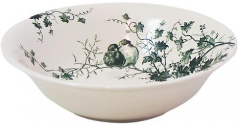 Les Oiseaux Us Cereal Bowl 6 1/2 In Dia - 9 1/3 Oz | Gracious Style