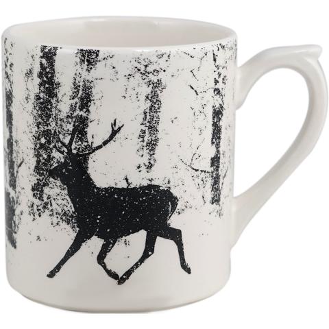 Chambord Mug Stag 10 Oz   Gracious Style