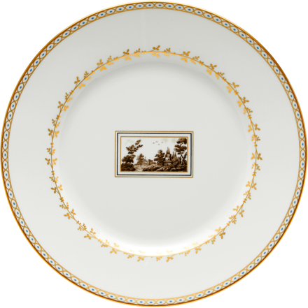 Fiesole Dinnerware   Gracious Style
