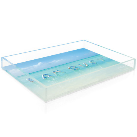 """The """"I Am Busy"""" Tray 