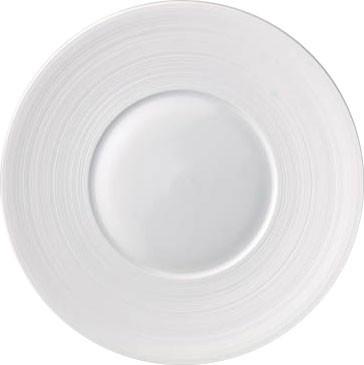 Hemisphere White  Dinnerware | Gracious Style