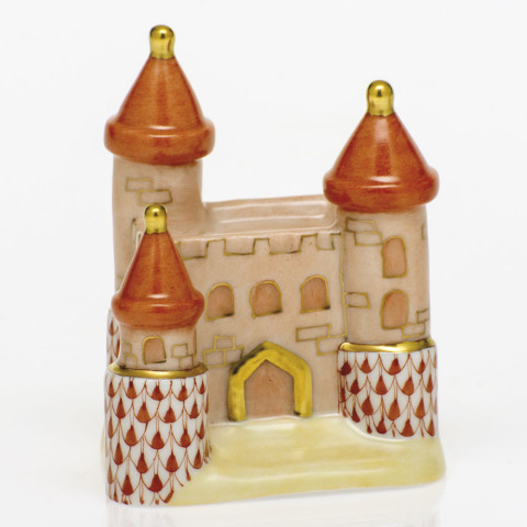Shaded Vh Castle 2.25 in. l X 2 in. w X 2.75 in. h | Gracious Style