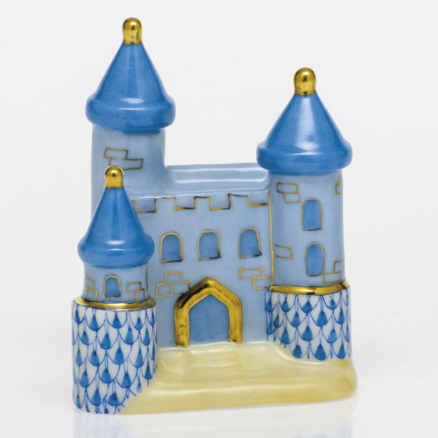 Shaded Vhb Castle 2.25 in. l X 2 in. w X 2.75 in. h | Gracious Style