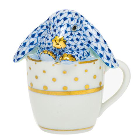 Svhb3 Tea Cup Bunny 2.25 in. l X 1.75 in. w X 2.5 in. h | Gracious Style
