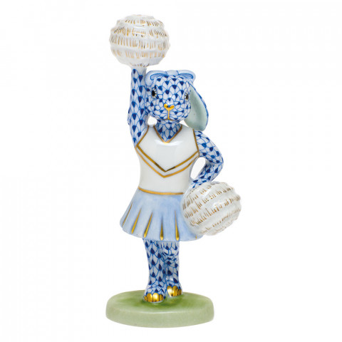 Svhb3 Cheerleader Bunny 2.25 in. l X 1.5 in. w X 4.75 in. h   Gracious Style