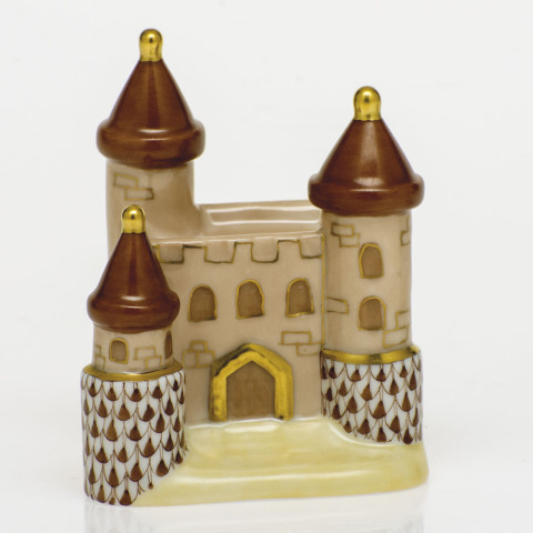 Shaded Vhbr2 Castle 2.25 in. l X 2 in. w X 2.75 in. h | Gracious Style