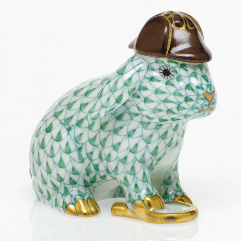 Shaded Vhv Sherlock Bunny 2.25 in. l X 1.5 in. h X 2 in. h   Gracious Style