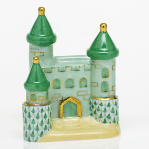 Shaded Vhv Castle 2.25 in. l X 2 in. w X 2.75 in. h | Gracious Style