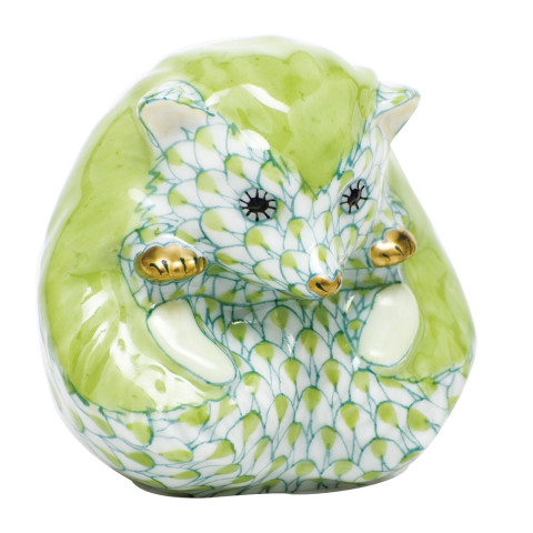 "Baby Hedgehog 1.5""L X 1.75""H Shaded Vhv1 