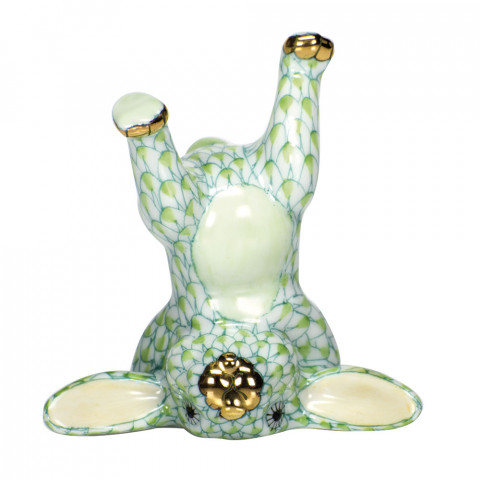 """Handstand Bunny 2.25""""L X 2.25""""H Shaded Vhv1 