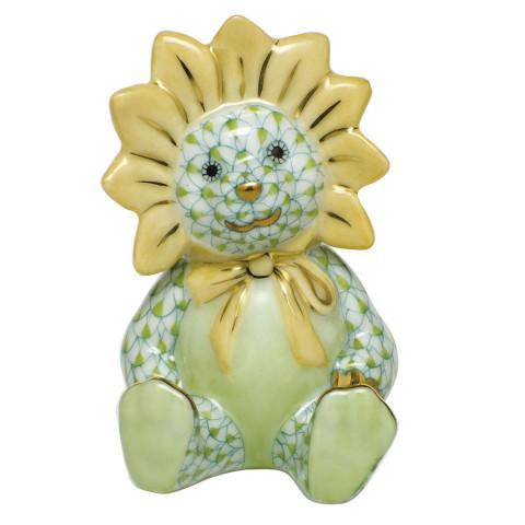 "Sunflower Bear 2""L X 2.75""H Shaded Vhv1 | Gracious Style"