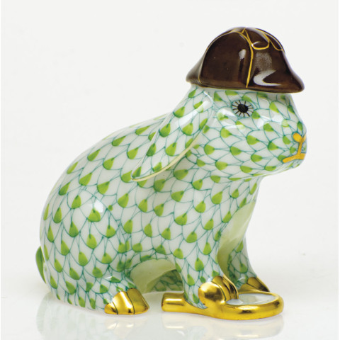 Shaded Vhv1 Sherlock Bunny 2.25 in. l X 1.5 in. h X 2 in. h | Gracious Style