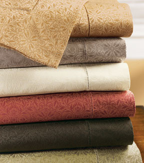 Ilaria Cotton Sheets, Duvet Covers, Pillow Shams | Gracious Style}