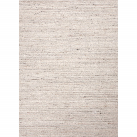 EL03 Elements Taupe Undyed Wool Rugs | Gracious Style