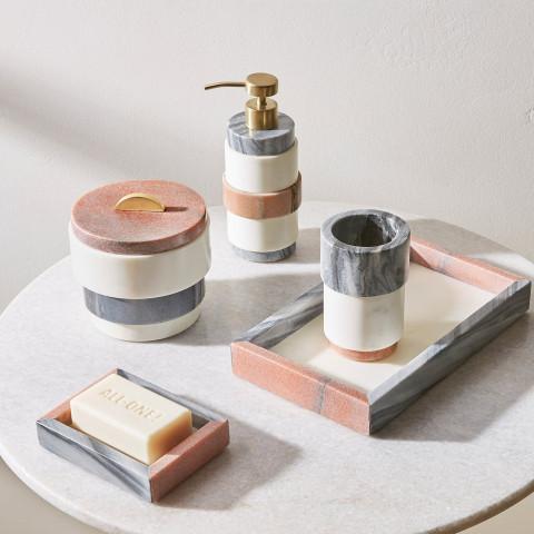 Tripoli Bath Accessories | Gracious Style