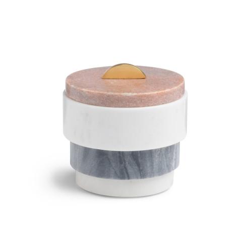 Tripoli Cotton Jar | Gracious Style