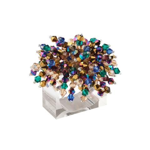 Brilliant Multi Napkin Ring | Gracious Style