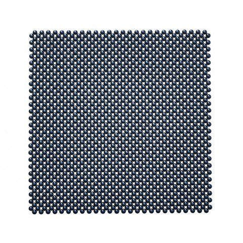 Pearl Navy Placemat | Gracious Style