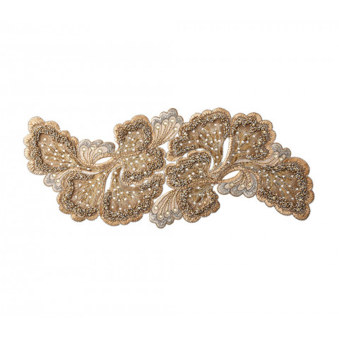 Rococco Gold/Silver Runner | Gracious Style