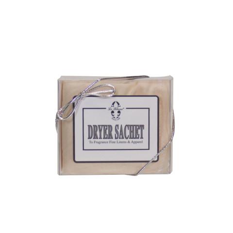 Dryer Sachet White Flower 2 Pack | Gracious Style