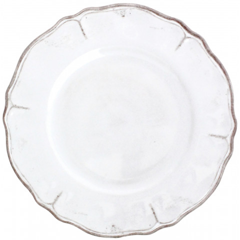 Rustica Antique White Melamine Dinnerware | Gracious Style