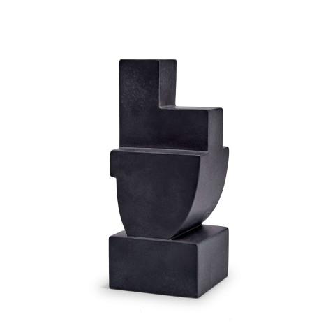 Cubisme Bookend Black #2 | Gracious Style