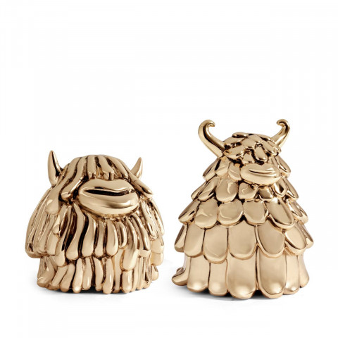 Haas Niki + Simon Salt + Pepper Shakers | Gracious Style