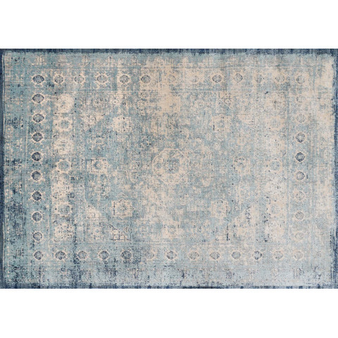 ANASTASIA AF-14 LT. BLUE/IVORY Rugs | Gracious Style