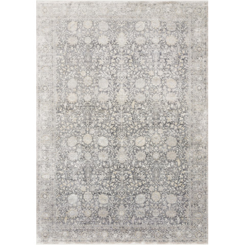 GEMMA GEM-02 CHARCOAL/SAND Rugs | Gracious Style
