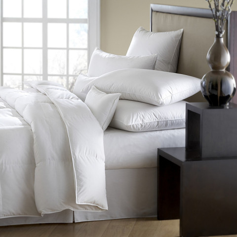 Mackenza 560 Fill Power White Down Duvets | Gracious Style
