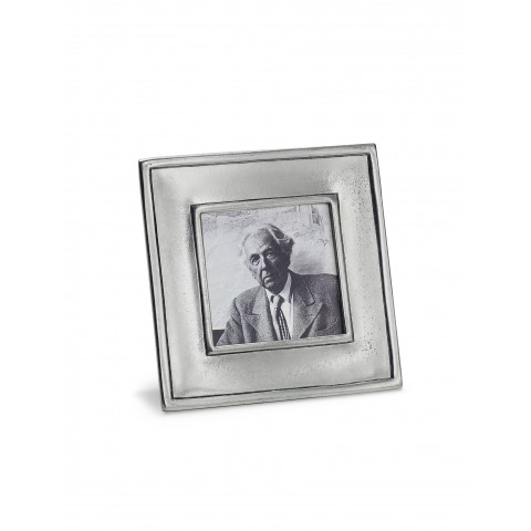 "Lombardia Square Frame, Small 4"" Sq 