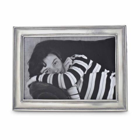 "Lugano Rectangle Frame, Medium 4"" x 6"" | Gracious Style"