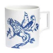 Blue Parrots Mugs | Gracious Style