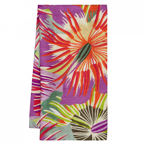 Barbados 20 x 20 in Napkins Multi-color, Set of Four | Gracious Style