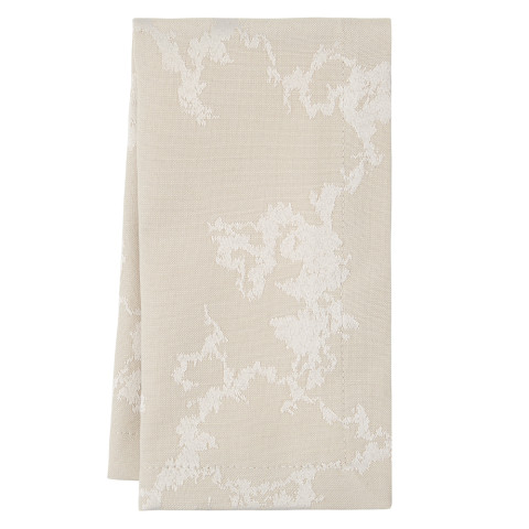 Carrera 20 x 20 in Napkins Taupe Patterned, Set of Four   Gracious Style