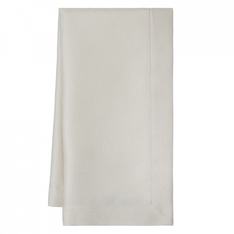 Carrera 20 x 20 in Napkins Taupe Solid, Set of Four   Gracious Style
