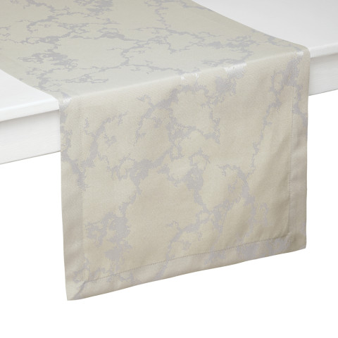 Carrera Runner 16 x 128 in Taupe | Gracious Style