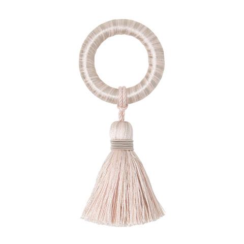 Fez Napkin Ring Blush, Set of Four | Gracious Style